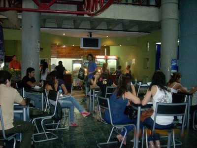 Bar de la Universidad