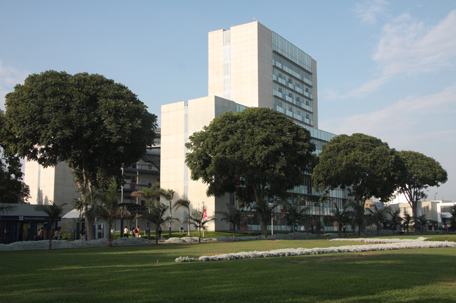 Pontificia Universidad Católica del Perú - Sede Lima