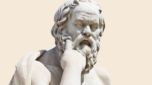 Sócrates de Atenas, (470-399 a. C.)